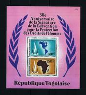 Togo Nº HB-142 Nuevo - Togo (1960-...)