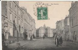 ANGERS  La Prison Rue Savary - Angers