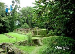 Guatemala Quirigua UNESCO New Postcard - Guatemala