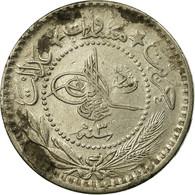 Monnaie, Turquie, Muhammad V, 10 Para, 1911, Qustantiniyah, TTB, Nickel, KM:760 - Turquie