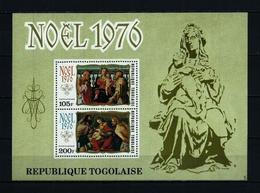 Togo Nº HB-98 Nuevo - Togo (1960-...)
