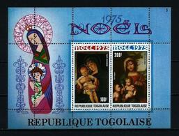 Togo Nº HB-89 Nuevo - Togo (1960-...)