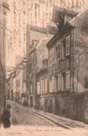 39 DOLE MAISON NATALE DE PASTEUR CARTE PRECURSEUR CIRCULEE 1905 - Dole