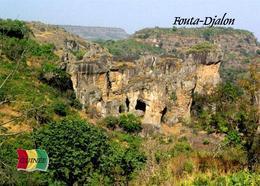 Guinea Fouta-Djalon Landscape New Postcard - Guinea