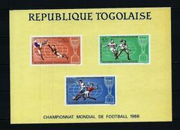 Togo Nº HB-22 Nuevo - Togo (1960-...)