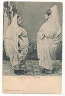 Tunisie - Grosses Juives - Photo Garrigues, Tunis - Tunesië