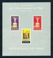 Togo Nº HB-7 Nuevo - Togo (1960-...)