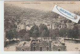 CHAMPEIX : Construction D'un Batiment,Maçons,vue Générale.(petite Déchirure En Ht). - Unclassified