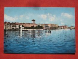 Venezia - Panorama Di Venezia / La Ricostruzione Del Campanile - Wiederaufbau Des Campanile - Venezia (Venice)
