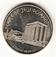 GREECE - Temple Of Zeus/Olympia, Hellenic Heritage Medal - Non Classés