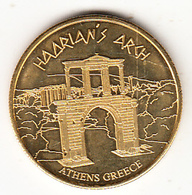 "GREECE - Hadrian""s Arch, Hellenic Heritage Medal - Non Classés"