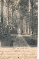 CPA - Belgique - Roeselare - Roulers - L'allée Verte - Roeselare