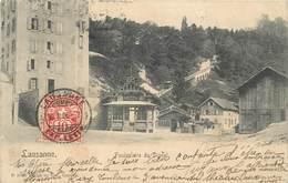 LAUSANNE - Funiculaire Du Signal. - VD Vaud