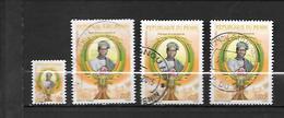 TIMBRE OBLITERE DU BENIN DE 2013 N° MICHEL 1665/68 - Bénin – Dahomey (1960-...)