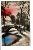 CPA - Carte Postale-Belgique-Paysage D'hiver  VM2523 - Cartes Postales