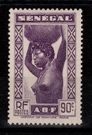 Senegal - YV 163 N** - Unused Stamps