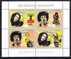 Congo 2006 Jazzmans M/s ** Mnh (42503F) - Ongebruikt