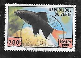 TIMBRE OBLITERE DU BENIN DE 1999 N° MICHEL 1165 - Bénin – Dahomey (1960-...)