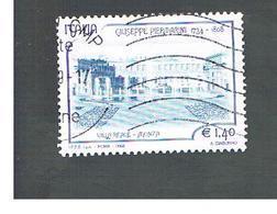 ITALIA REPUBBLICA  -   2008   G. PIERMARIINI                                     -   USATO  ° - 2001-10: Usati
