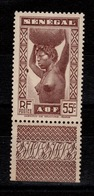 Senegal - YV 145 N** - Unused Stamps