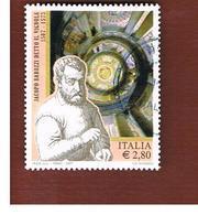 ITALIA REPUBBLICA  -   2007  IL VIGNOLA        -   USATO  ° - 2001-10: Usati
