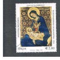 ITALIA REPUBBLICA  -   2006   GENTILE DA FABRIANO           -   USATO  ° - 2001-10: Usati