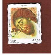 ITALIA REPUBBLICA  -  2002  CIMABUE  - USATO ° - 2001-10: Usati