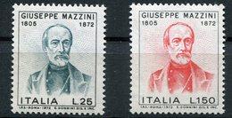 Italia (1972) - Giuseppe Mazzini ** - 1971-80: Neufs