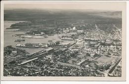 Carte Photo ILE MAURICE C. 1910 - Port-Louis Le Port - 7 - Mauricio