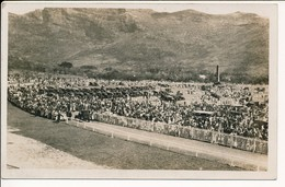 Carte Photo ILE MAURICE C. 1910 - Port-Louis L'Hippodrome - 8 - Mauricio