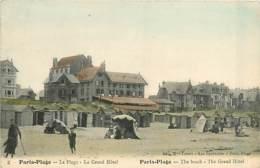 62* PARIS PLAGE  Gran Hotel         MA88,0042 - Le Touquet