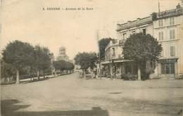 63* ISSOIRE Av De La Gare         MA88,0076 - Issoire