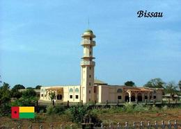 Guinea-Bissau Bissau Mosque New Postcard - Guinea-Bissau
