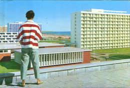 Romania - Postcard Used 1966 - Mamaia - View - 2/scans - Romania