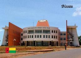 Guinea-Bissau National Assembly Building New Postcard - Guinea-Bissau
