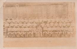 Royal Garrison Artillery Soldier Group Aden Yemen Real Photo WW1 Postcard - Yemen