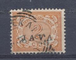 Nederlandse-Indië/Dutch India/Inde Néerlandaise 1908 Mi: 63 Yt: 63 Nvph: 65 (Gebr/used/obl/o)4386) - Netherlands Indies