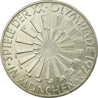 Monnaie, République Fédérale Allemande, 10 Mark, 1972, Karlsruhe, TTB - [10] Commémoratives