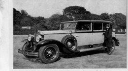 Limousine-cabriolet (avant Transformable), Carrosse Par Letourneur Et Marchand   - Publicite D'epoque - CPR - Voitures De Tourisme