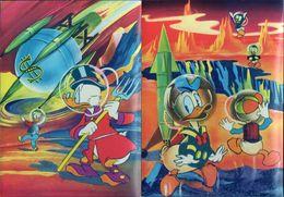 1963   8  CARTOLINE  NUOVE  WALT  DISNEY   VINTAGE  ANNI  '60 - Fumetti