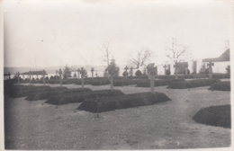 AK - Bosnien - Herzeg. - BIHAC - Soldatenfriedhof (II. WK) 1939 - Bosnien-Herzegowina