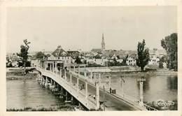67* STRASBOURG  Pont Sur Pilotis    (CPSM Petit Format)    MA88,0487 - Strasbourg