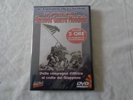 DVD VIDEO: LA STORIA DELLA SECONDA GUERRA MONDIALE - REPERTORIO STORICO ORIGINALE - SIGILLATO - LEGGI - Militari