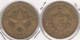 Cuba 1 Peso 1986 KM#105 - Used - Cuba