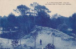 La Baule Les Pins (44) - Une Dune Près La Place Des Palmiers - France