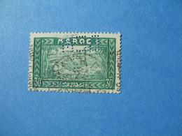 Perforé Perfin Maroc, Perforation :   BEM 4   à Voir - Morocco (1891-1956)