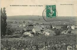 71* ST GENGOUX DE SCISSE     MA88,0771 - France
