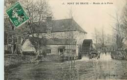 72* PONT DE BRAYE  Moulin         MA88,0783 - France