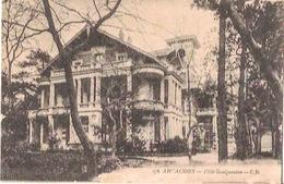 ARCACHON    Villa Graigaustan (état Moyen) - Arcachon