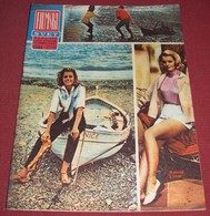 Jane Fonda Carol Lynley Elizabeth Taylor FILMSKI SVET Yugoslavian August 1966 VERY RARE - Books, Magazines, Comics